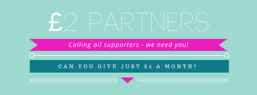 £2 partners for facebook